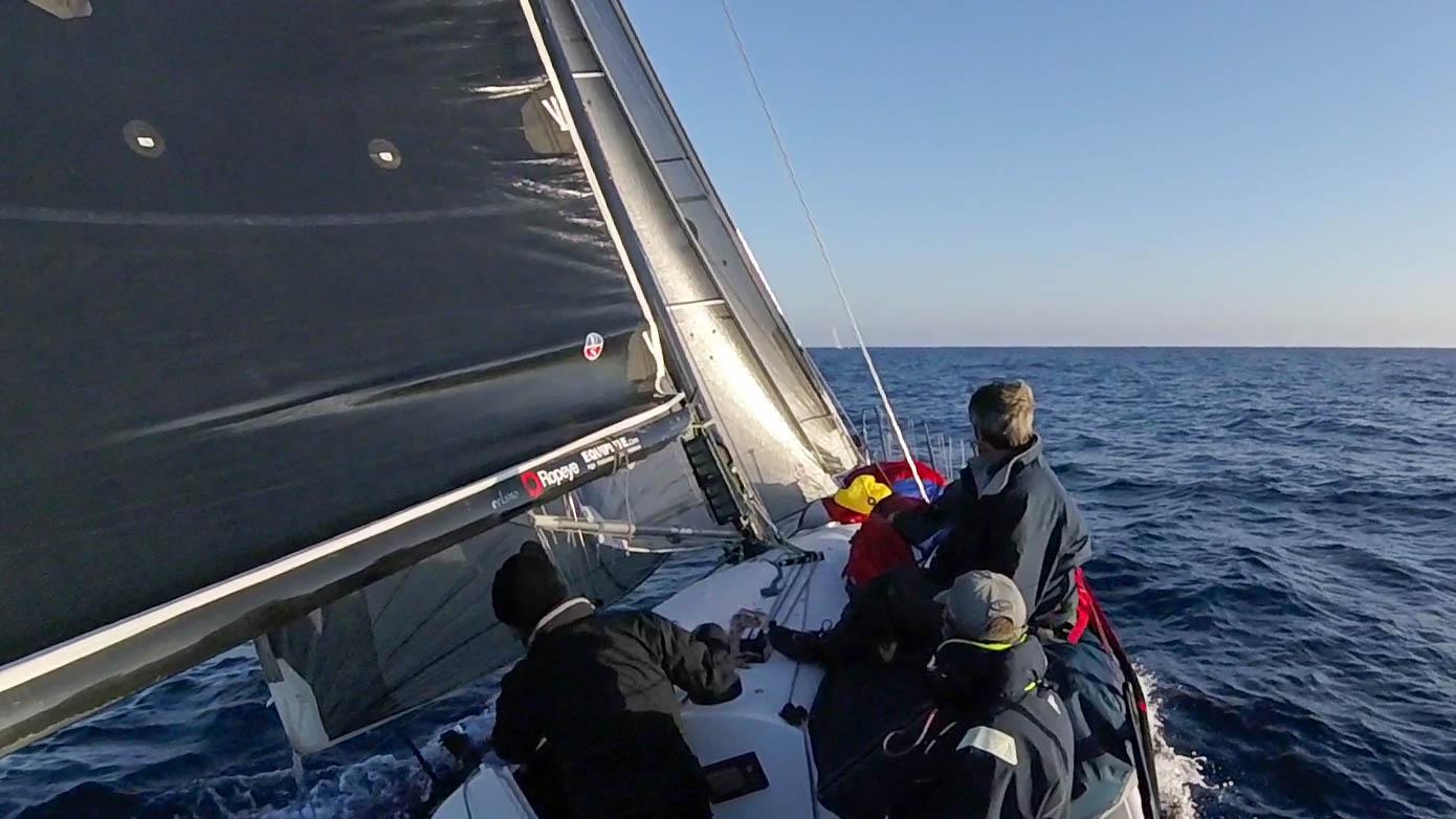 J-125 Ullman Sails