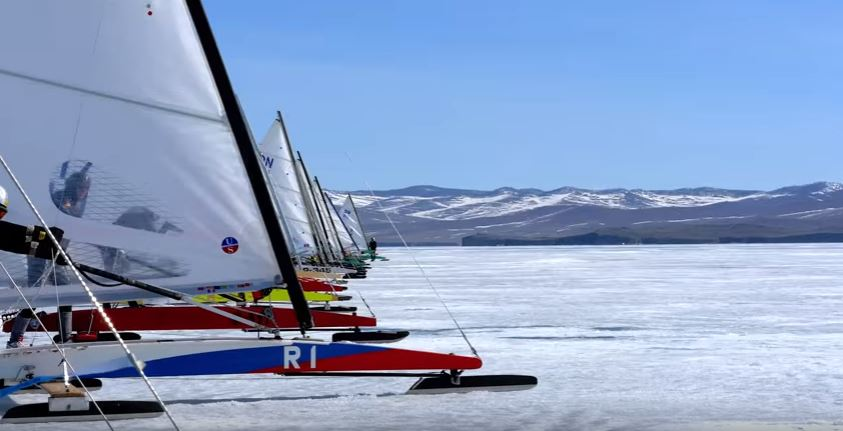 Ullman Sails Ice Boats