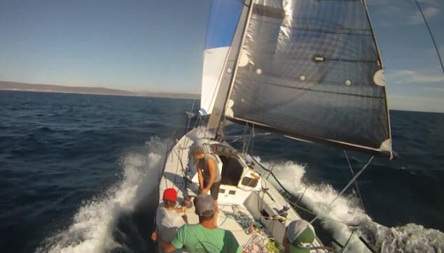 Sailboat Planing